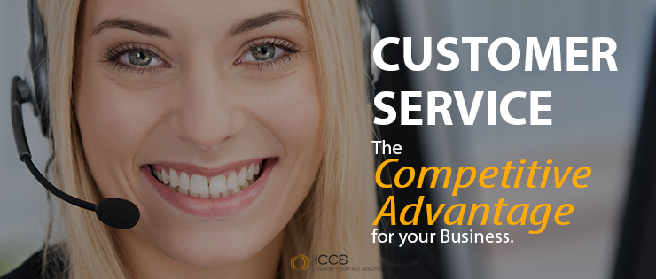 customer service competitive advantage